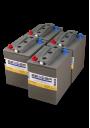 Аккумуляторная батарея BECKER 3 GEL 175 (6V 175Ah)