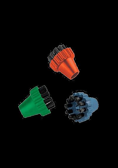 Набор цветных щеток для Polti Lecoaspira и Unico