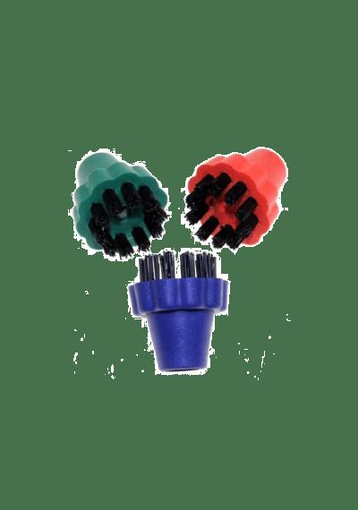 Набор цветных щеток для Polti Lecoaspira Friendly