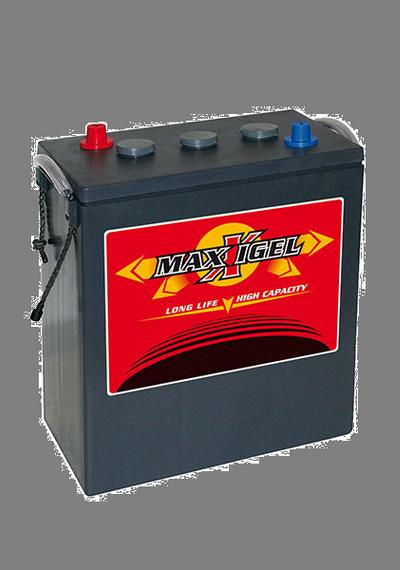 BECKER maxxigel 6V 250Ah