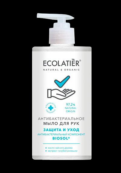 Антибактериальное мыло для рук